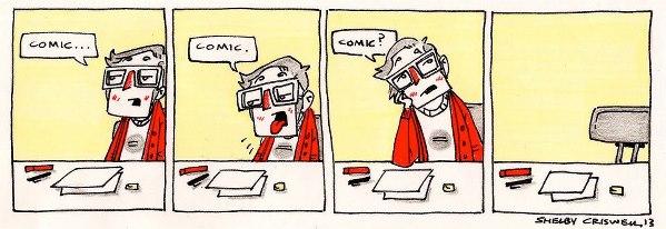 Comic?